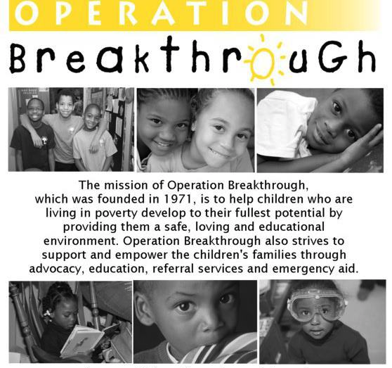 About Operation Breakthrough